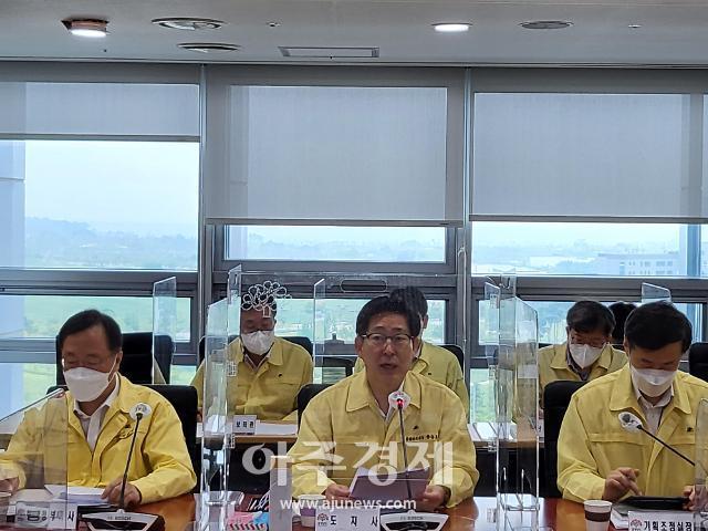 """양승조 충남도지사 """"중소기업‧소상공인에게 힘이 되겠다"""""""