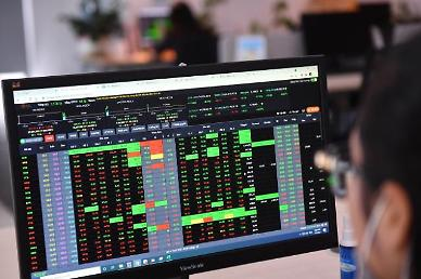 [베트남증시 마감] 은행주 회복세에 VN지수 1%대 이상 상승…1328.14에 마감