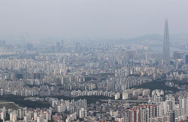 调查:韩国7月住宅交易量同比大幅下滑37%