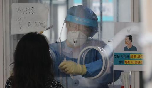 韩国新增2025例新冠确诊病例 累计253445例