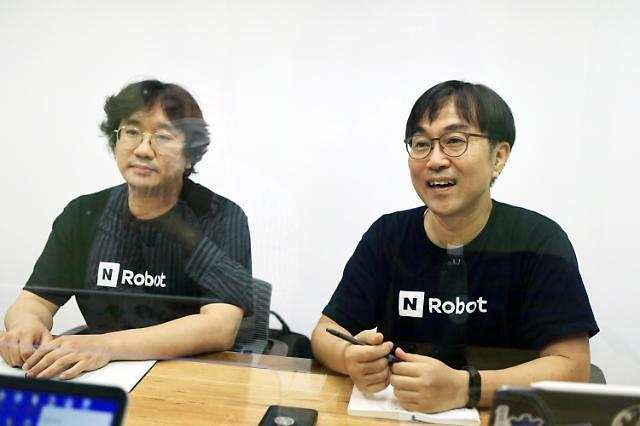 [INTERVIEW] Naver tests 5G brainless robot in worlds first robot-friendly building
