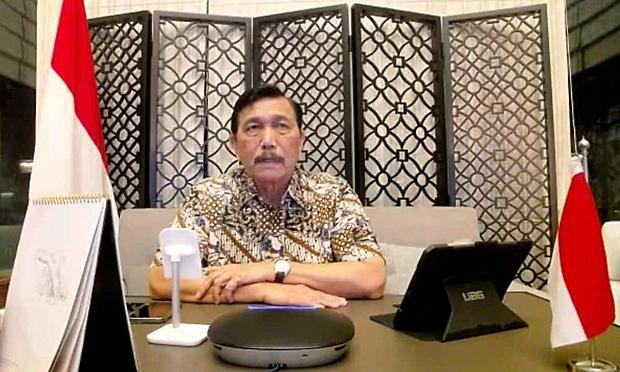 [NNA] 印尼, 코로나 안정세에 규제완화 도입