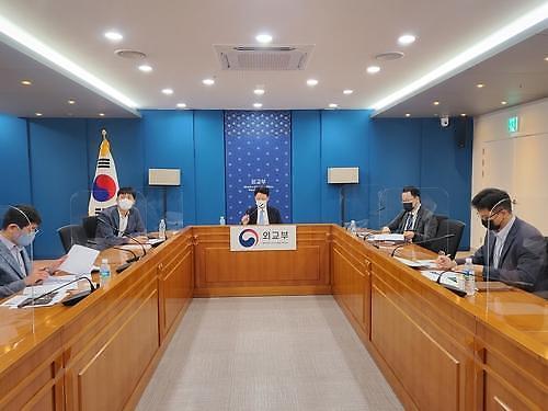 韩外交部开会探讨中国渔船非法捕捞应对之策