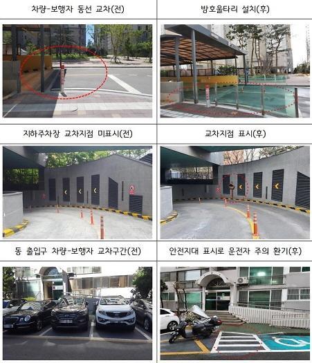 경기도 공동주택 기술자문단, 단지 내 교통사고 방지 자문 역할 톡톡