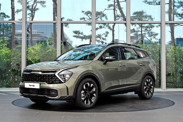 韩国五大整车厂商8月销量同比减5.6%