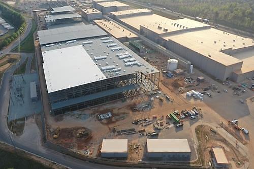 SK创新将投68亿元在盐城设新电池厂