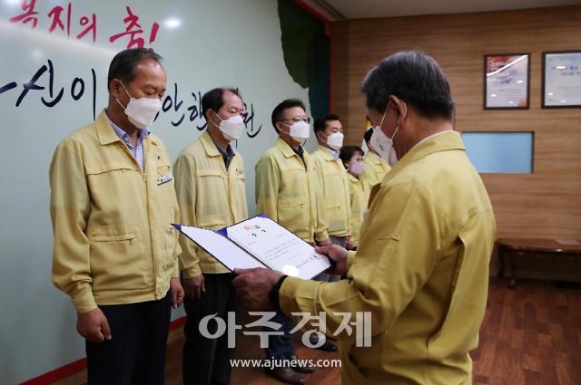 서천군, 정부혁신 우수사례 6건 선정