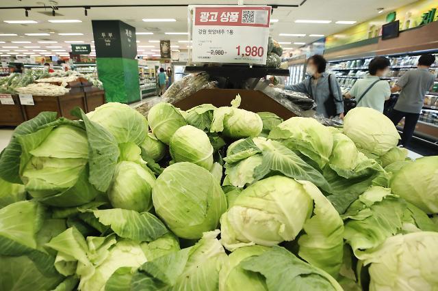 韩国8月消费者物价指数同比上涨2.6%