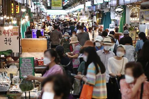 韩个体户体感景气指数持续低迷 中秋期间或迎转机