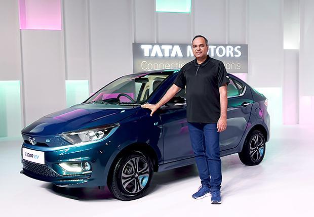 [NNA] 印 타타車, 신형 티고르 EV 출시