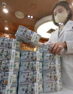 韩国8月外储4639亿美元再创历史新高