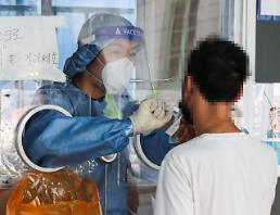 [コロナ19] 新規感染者1709人発生・・・地域感染1675人・海外流入34人