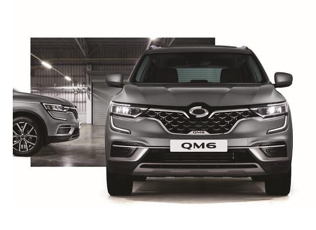 雷诺三星汽车推出2022款QM6  功能设计全面升级