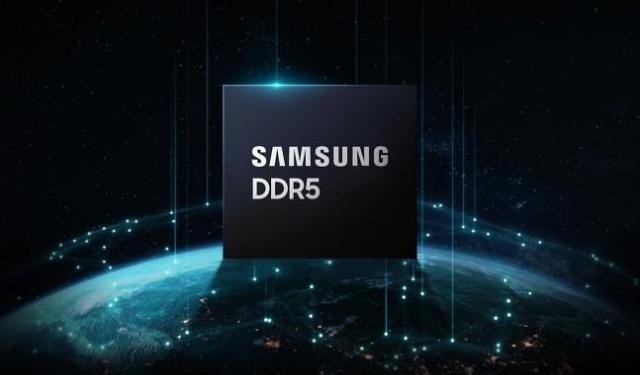 三星宣布明年起量产8层TSV技术堆叠DDR5内存