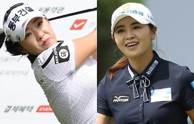 생애 첫승 향해 달리는 김수지·이가영