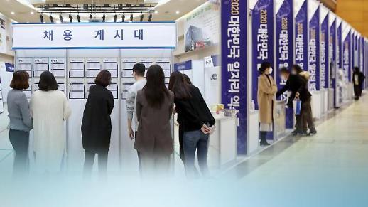 调查:韩国近七成大企业暂无下半年招聘计划