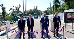 KT、ロシアで「AIスマート駐車場管制システム」のテスト事業推進