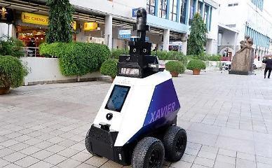 [NNA] 싱가포르 당국, 코로나 방역수칙 위반 감시에 로봇 투입