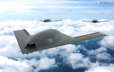 S. Korea develops structural design and flight control algorithm for tailless military drones