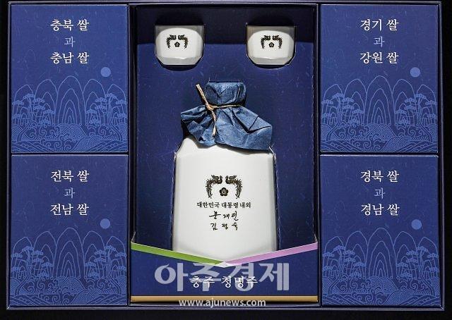 예산군, 예산 쌀 청와대 추석선물로 구성돼 '으뜸 품질' 인정받아