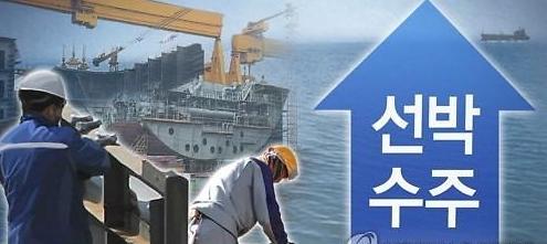 英国克拉克森:韩国连续四个月造船订单量世界第一