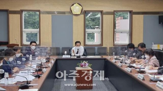 이병배 평택 시의원, 지역아동센터 종사자 처우 개선을 위한 간담회 개최