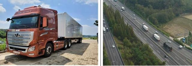 Heavy-duty trucks to be mobilized for demonstration of platooning on expressways