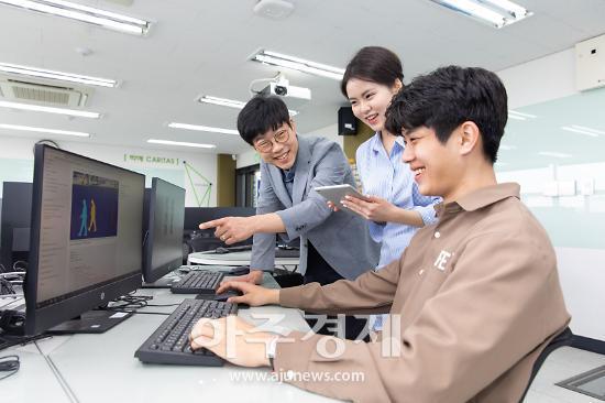 가천대, 소프트웨어 코딩역량 강화...SW코팅 인증제 동비