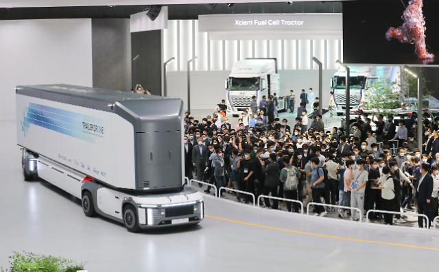 官宣2040愿景 现代汽车何以押宝氢能