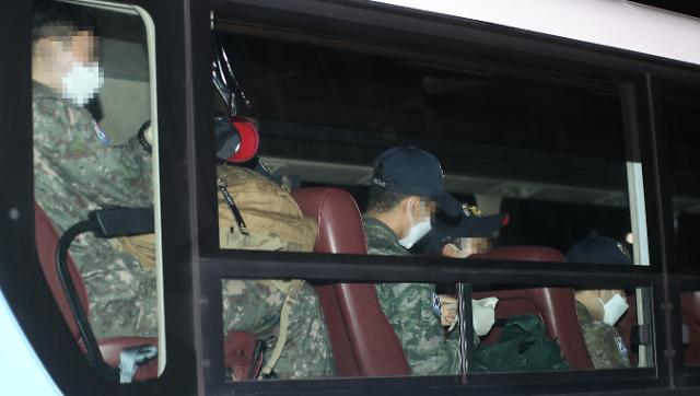 """청해부대 집단감염, 6곳에 '경고' 조치···국방부 """"개인 징계 없다"""""""