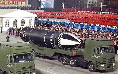 북한, 열병식 축소 진행...김정은 연설·전략무기 언급 없어