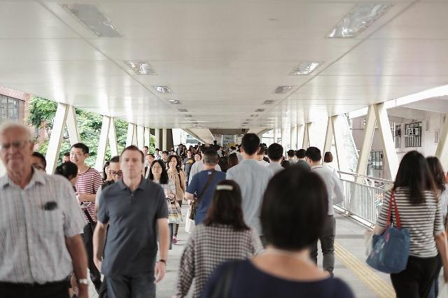 [NNA] 홍콩 정부 회항이' 전면 재개… 하루 6천명 이용가능