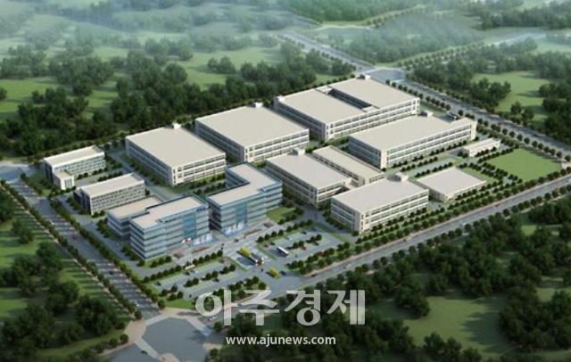 中옌타이시 모평구, 산둥펑진의약 산업클러스터