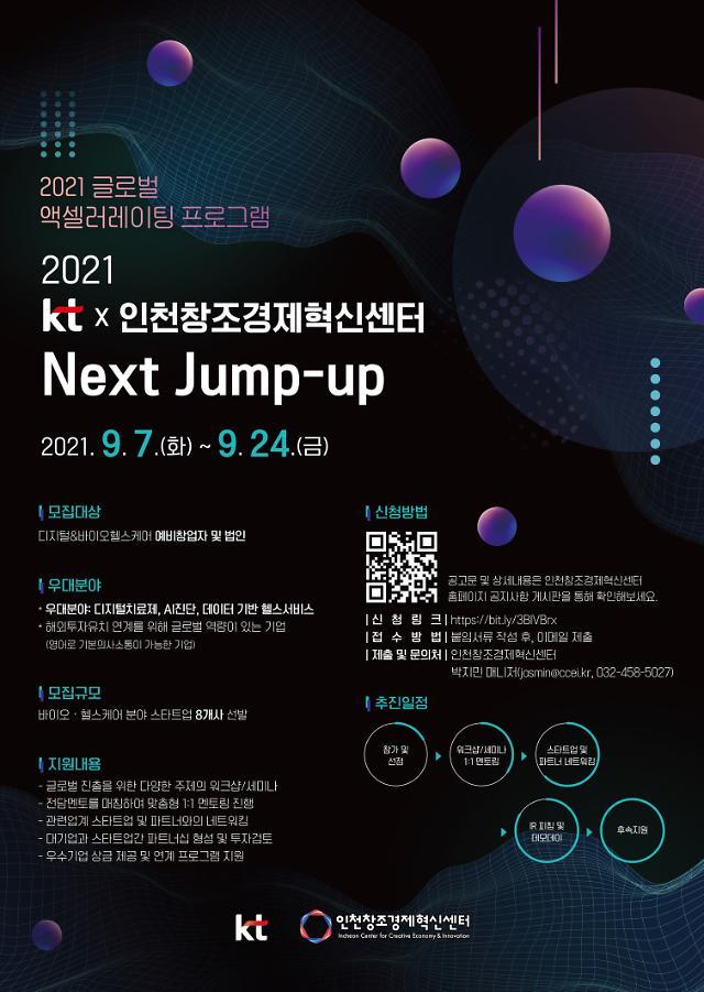 KT, 디지털·헬스케어 차세대 유니콘 스타트업 육성