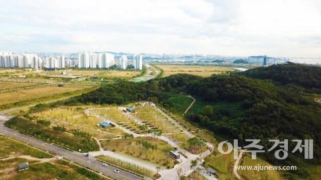 인천경제청, 청라국제도시 내 '청라 해변공원 캠핑장' 내달 28일 '오픈'