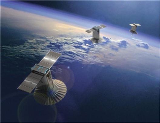 S. Korea discloses military project to establish fleet of ultra-small spy satellites