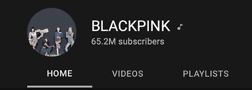 BLACKPINK trở thành nghệ sĩ có lượt theo dõi kênh YouTube khủng nhất thế giới