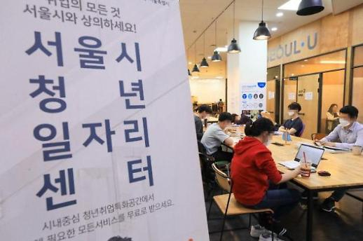 Hoạt động kinh tế của thanh niên Hàn Quốc không mấy tích cực