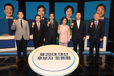 더불어민주당 오후 TK 경선…이재명 '3연승' vs 이낙연 '반전' 주목