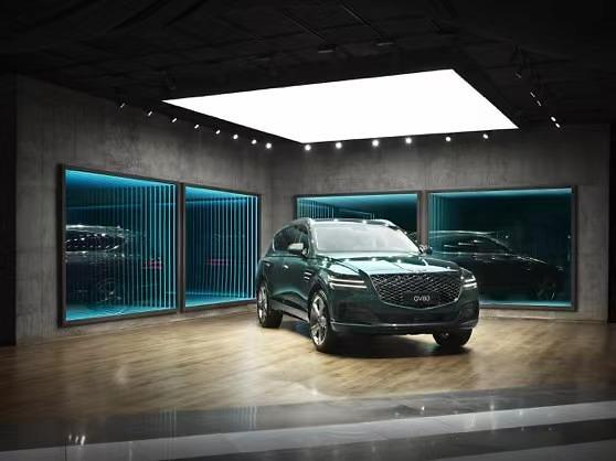 现代捷尼赛思SUV全球累计销量突破10万辆