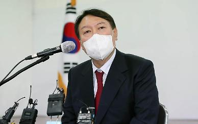 [핫뷰] '메신저 흠집내기' 나선 윤석열측…혼돈의 국민의힘 경선