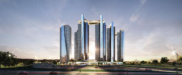 현대엔지니어링ㆍGS건설,  부산 좌천·범일 2지구 도시환경정비사업 수주