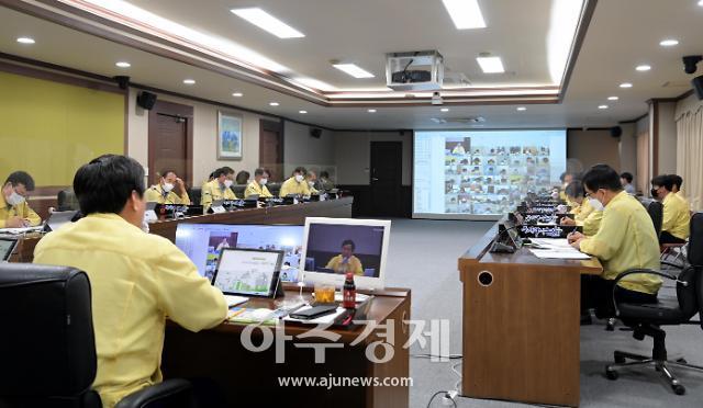 """황명선 논산시장 """"추석명절, 시민 안전 최우선으로 촘촘한 방역망 구축할 것"""""""