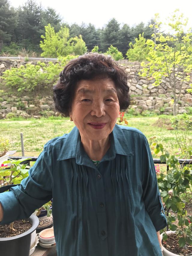 전 재산 기부한 박춘자 할머니 등 시민 5명 LG의인상 선정