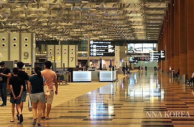 싱가포르정부, 입국규제 일부 완화