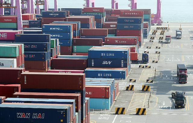 韩国进口物价四个月连续上涨 8月水平刷新纪录