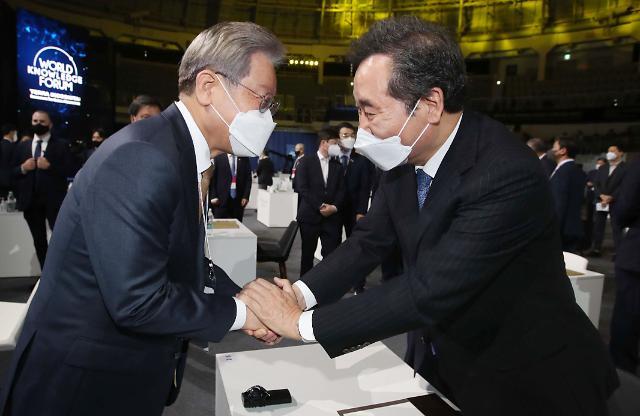 [핫뷰] 막 오른 호남 대전…이재명 44% 미만 땐 이낙연 결선투표 청신호
