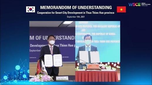 LH ký kết với tỉnh Thừa Thiên Huế tiên phong xây dựng thành phố thông minh