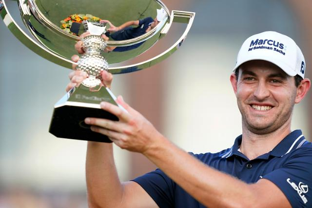 """제이 모나한 """"PGA 투어 올해의 선수는 캔틀레이…경이적인 활약"""""""