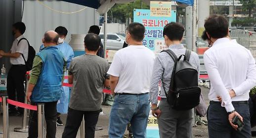 韩国新增2080例新冠确诊病例 累计277989例